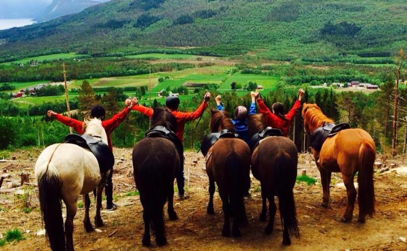 Ride – og treningsleir sommer 2016